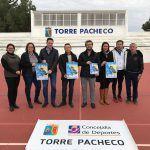 El Campeonato Regional de Pista 2019 se celebra en Torre Pacheco.