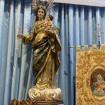 Feliz día de la Patrona, la Virgen del Rosario.